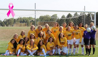 a3c1117890c College of Saint Mary s Soccer Team is proud to announce their annual Pink  Game
