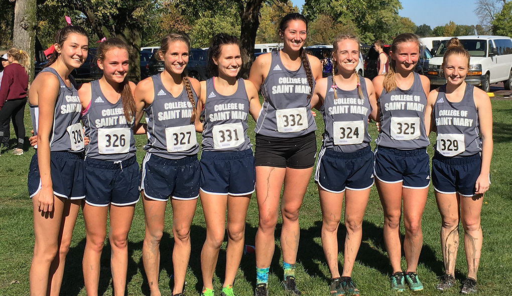 Photo for Flames take on muddy course at Briar Cliff Invite