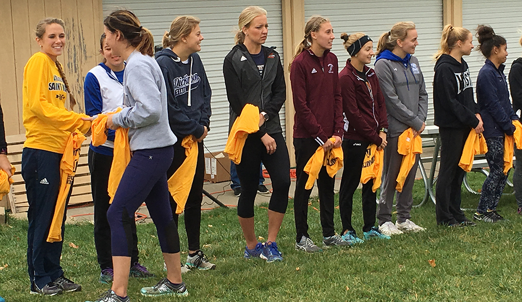 Photo for Davis has Top 20 finish at Mount Marty Invite