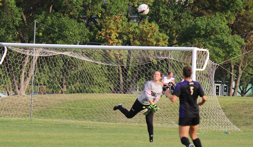 Photo for Ross posts shutout in CSM's win over Waldorf