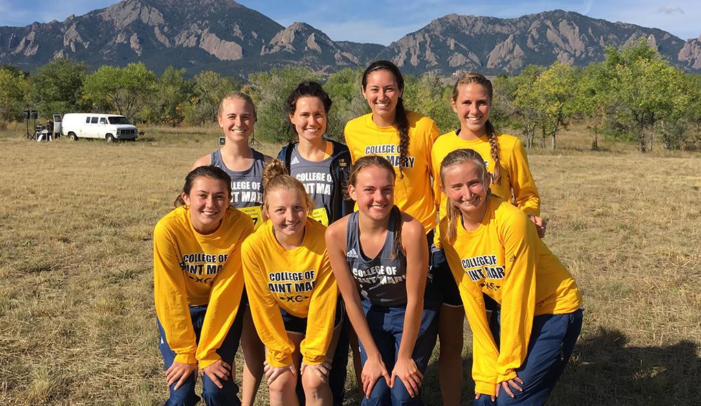 Photo for CSM runners take 6th at Rocky Mountain Shootout
